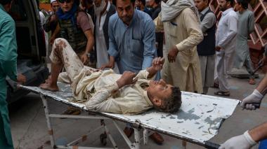 Ataque contra mezquita deja 62 muertos en Afganistán