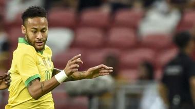 Neymar, el gran ausente de la nómina de 30 finalistas al Balón de Oro