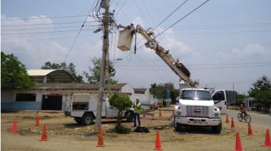 Suspenderán energía en ocho circuitos de Barranquilla y el Atlántico este martes