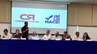 El 'espaldarazo' final de Vargas a sus candidatos en el Atlántico