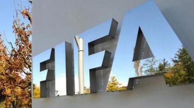 Logo de la Fifa.