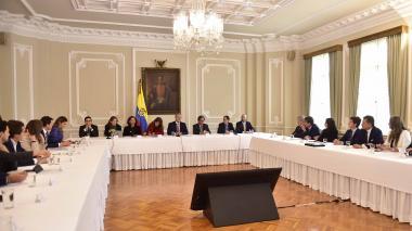 """""""Señores del Congreso, por favor ayúdenle a Colombia"""""""