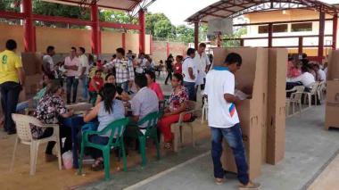 Relativa calma en Córdoba pese a las alertas electorales