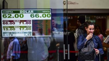 Argentina elige presidente en medio de crisis económica