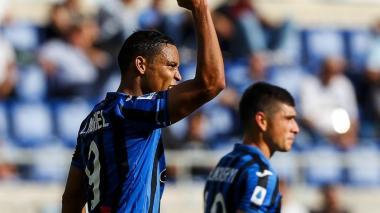 Luis Fernando Muriel es el segundo máximo anotador de la Liga Italiana.