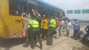 Más de 200 Policías de tránsito dispuesto para los puntos de votación