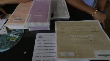 Candidata y excongresista de Bolívar, Sandra Villadiego, fue retenida con $48 millones