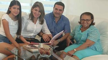 """""""Ser alcaldesa de Santa Marta es un doble reto"""": Virna Johnson, nueva alcaldesa de Santa Marta"""