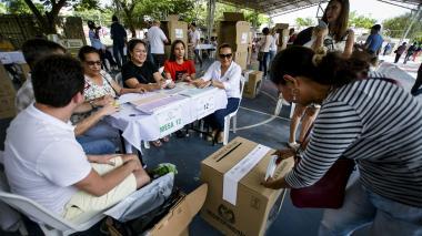 Cambio Radical y La U encabezaron votación para la Asamblea