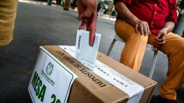 Los problemas de orden público en el Caribe durante las elecciones regionales