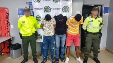En video | Cae banda dedicada al hurto de buses entre Barranquilla y Cartagena