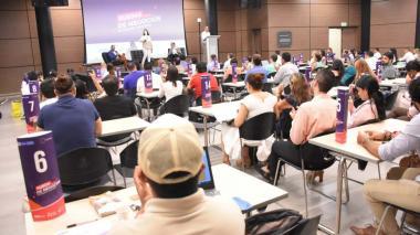 Rueda de economía 'naranja' en Barranquilla deja $2.900 millones en negocios potenciales