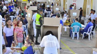 Las curiosidades de las elecciones en Sucre