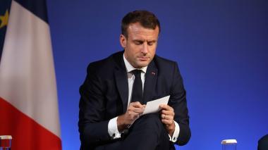 """Francia """"lamenta"""" que Estados Unidos oficializara su retirada del Acuerdo de París"""