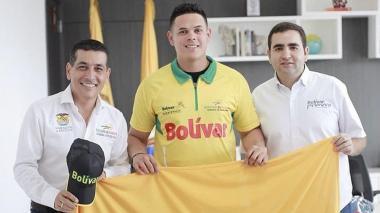 Urshela será el abanderado por Bolívar en Juegos Nacionales
