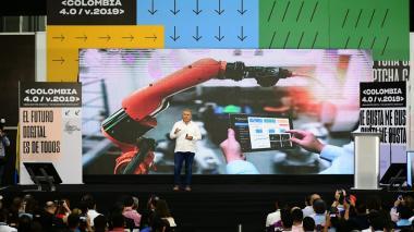 """""""Yo soy un convencido de que Colombia puede ser el Silicon Valley de América Latina"""": Iván Duque"""