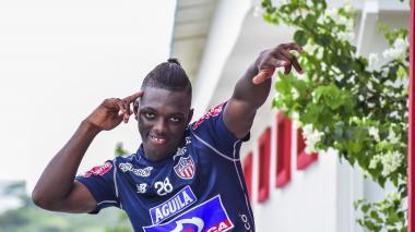 """""""¿Cuál es el rival más fuerte? ¡Junior!"""": Edwuin Cetré"""
