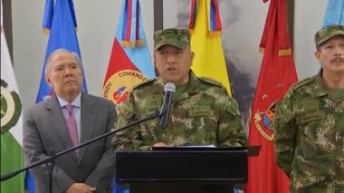 GR. Luis Navarro Jiménez es designado como ministro de defensa encargado