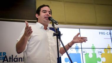 Carlos Meisel, senador del Centro Democrático.