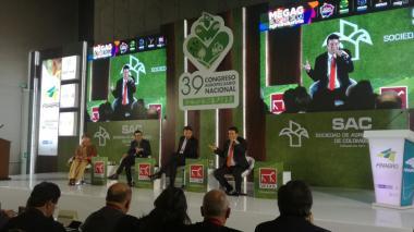 Congreso nacional agropecuario de la Sociedad de Agricultores de Colombia (SAC).