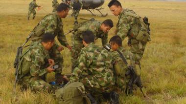Ataque del Eln en el Catatumbo deja un soldado muerto y cuatro heridos