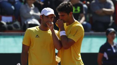 Debut con derrota para Cabal y Farah en el Masters de dobles