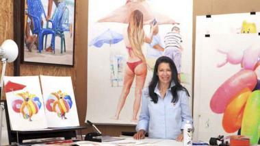 '¡Sol adentro!', Rosario Heins vuelve a La Aduana