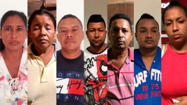 Desarticulan otra banda dedicada al tráfico de estupefacientes en Ponedera