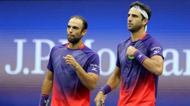 Cabal y Farah perdieron la semifinal del Torneo de Maestros de la ATP