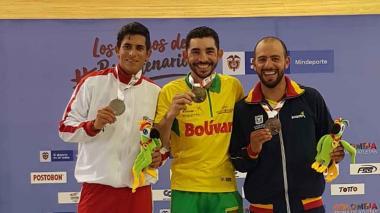 Ciclista Nelson Soto obtiene una plata en los Nacionales