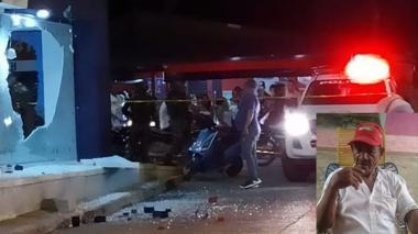 En video   Ataque con explosivos en Córdoba deja un muerto