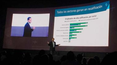 Colombia podría triplicar su productividad con el impulso de la Inteligencia Artificial