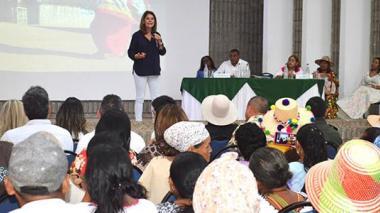 Vicepresidenta de la República canceló visita a Riohacha por situación de orden público