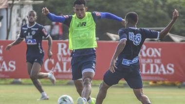 """""""Cúcuta viene con 'viento' en la camiseta"""": James Sánchez"""