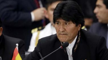 El expresidente de Bolivia Evo Morales fue denunciado por terrorismo.