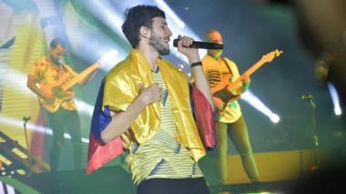 Yatra, una noche en Barranquilla en pro de Scholas Occurrentes