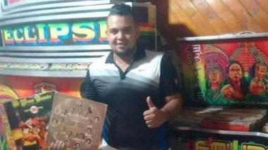 Manuel Junior Pacheco Benavides, asesinado.