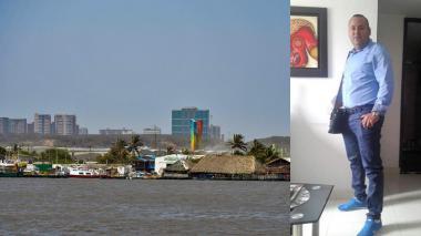 El negocio que llevó a la desaparición de Anderson en Barranquilla