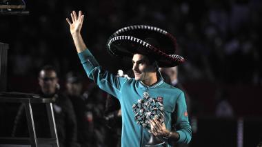 Roger Federer se despide de Latinoamérica con triunfo en la Mitad del Mundo