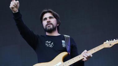 """""""Me llena de esperanza el despertar de la conciencia colectiva"""": Juanes"""