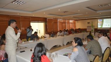 Aspectos generales de la reunión entre alcaldes electos y el ICBF.