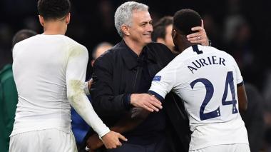 Mourinho y la 'operación seducción' que espabila al Tottenham