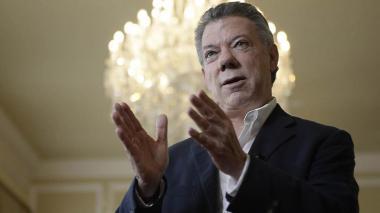 Santos anuncia que está listo para rendir versión libre por caso Odebrecht