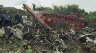 110 personas fallecieron en el atentado que fue denominado como crimen de lesa humanidad.