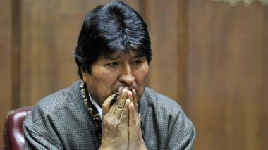 Evo Morales es investigado por Interpol: fiscalía boliviana