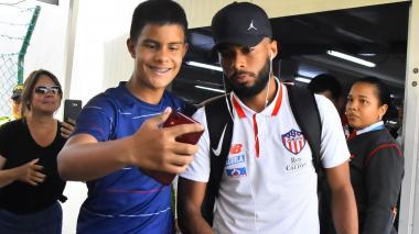 """""""Voy a disfrutar de mi primera final con Junior"""": 'Cariaco' González"""