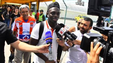 "Dimayor pide investigar a Edwuin Cetré por ""utilizar lenguaje ofensivo"""