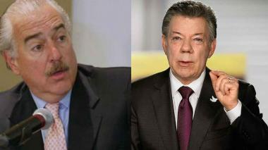 Pastrana acusa a Juan Manuel Santos de conspirar un golpe de estado contra Duque