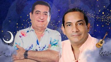 Jorge Oñate y Rafael Manjarrez, los homenajeados de este año.