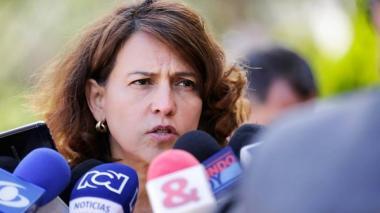 Mininterior dice que paro es estrategia para derrocar al Gobierno